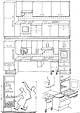 Калмет Х.Ю. Жилая среда для инвалида. Оборудование кухни. Общий вид